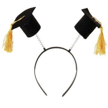 ободок на голову для выпускного вечера