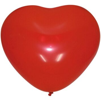 "Воздушный шар для декора праздника ""Сердце"""