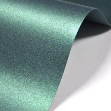 Дизайнерская бумага маджестик, зеленая