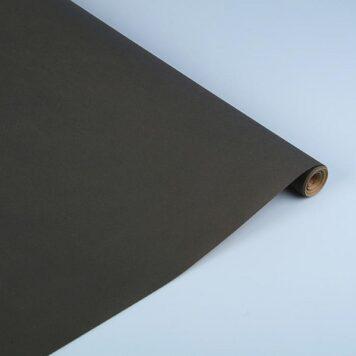 Черная крафт бумага упаковочная