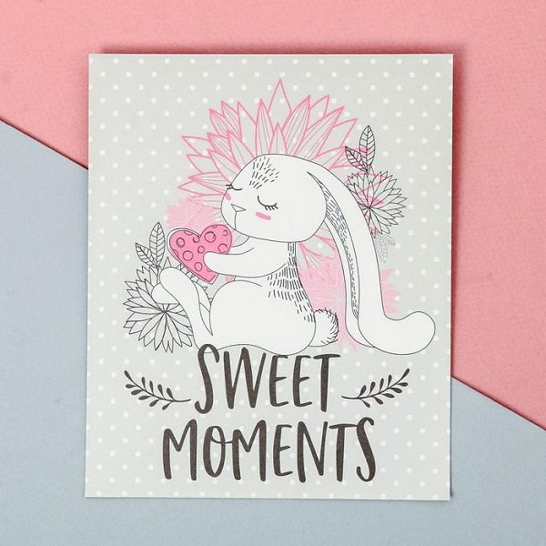 Пакет для подарка Sweet moments