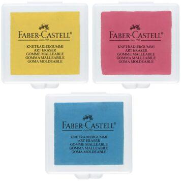 Ластик-клячка Faber-Castell, 40*35*10мм