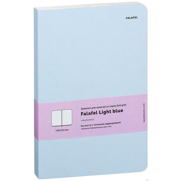 Блокнот для записей А5B Light blue