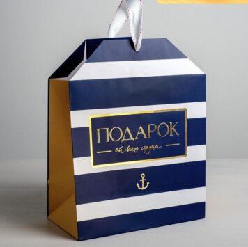 Пакет подарочный «Подарок»