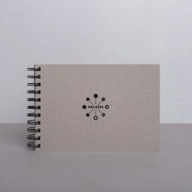 скетчбук для пастелей