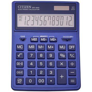 Калькулятор Citizen 12 разр., двойное питание